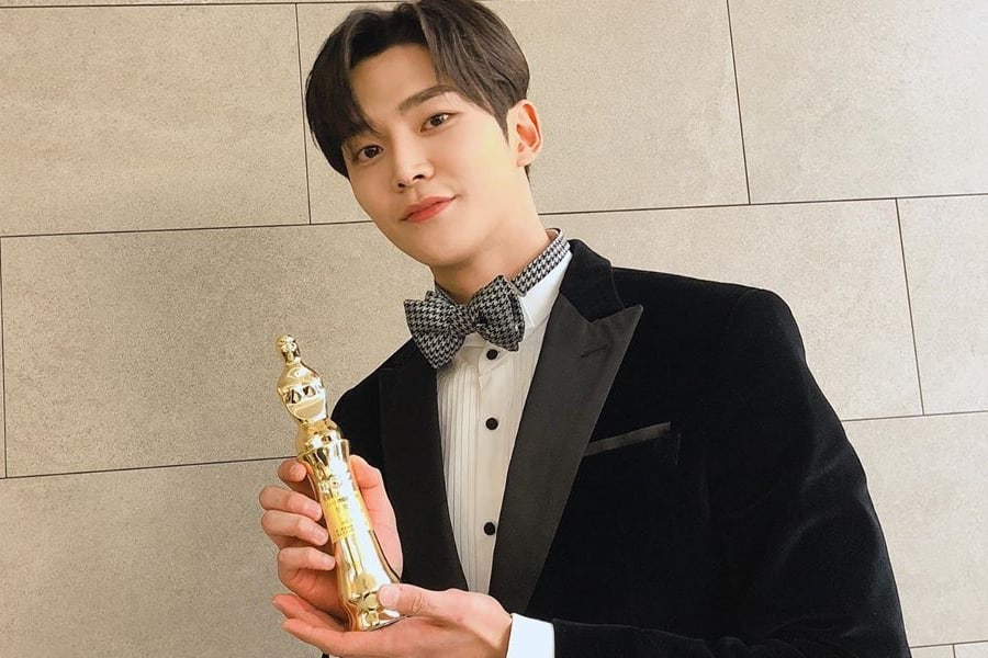 SF9's Rowoon Talks About Receiving Best New Actor Award + Plans As Idol-Actor In 2020