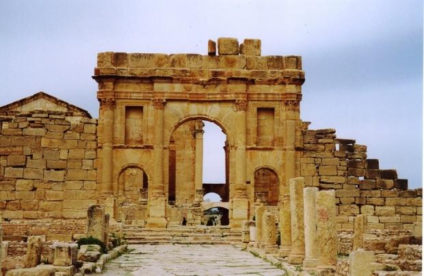 Arc de triomphe d'Antonin le Pieux