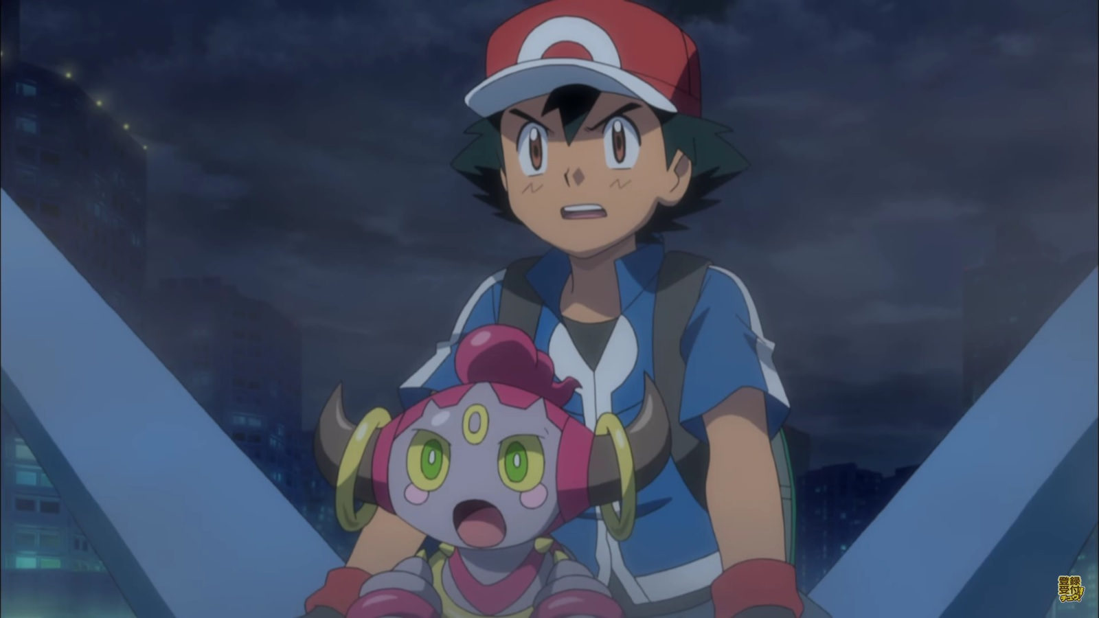 Pokémon film 18 en VOSTFR streaming (Hoopa)