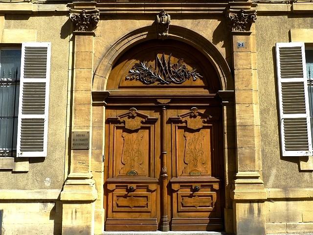 Les portes de Metz 62 Marc de Metz 2012