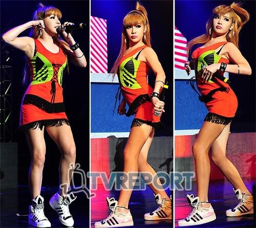 Tenues Crazy de K-pop