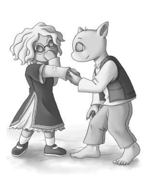 Les aventures de Berenice et Profitroll, tome 1 :  (Denis Labbé et Priscilla Grédé)