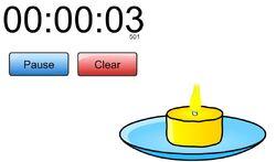 Un timer numérique pour compléter le Time  Timer