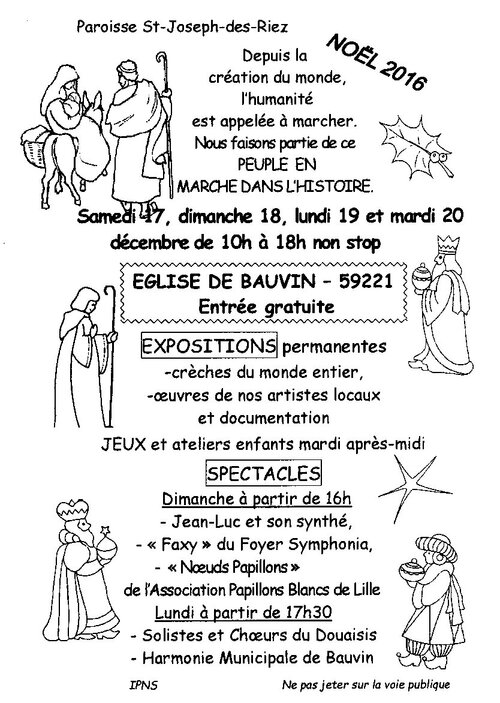 Exposition à BAUVIN-suite