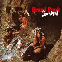 GRAND FUNK RAILROAD - Survival [Remastered Edition]