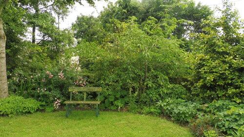 """Visite du Jardin """" la Maison """""""
