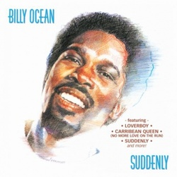 Billy Ocean - Suddenly - Complete LP