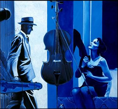 Le monde bleu de Jacques ...