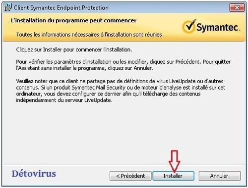 Symantec Endpoint Protection 12 gratuit à vie