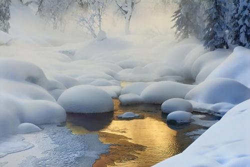 - encore un peu de neige