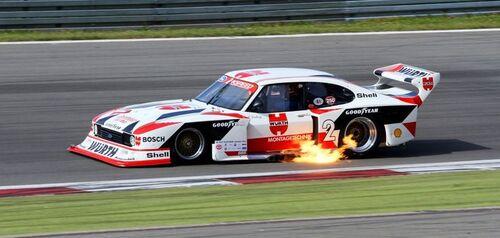 "Ford Capri ""Le Mans""."
