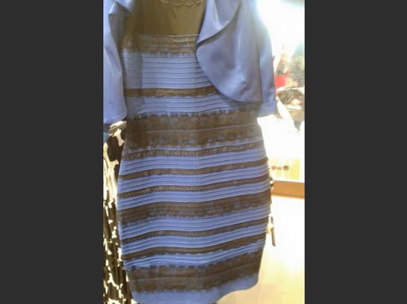 Robe bleu t noir
