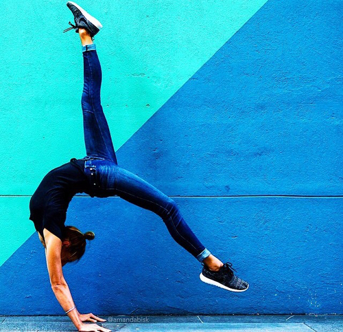 Image de handstand