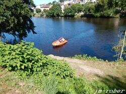 """Un dimanche d'Août au bord de l'eau """" Reflets de Vienne """" 2/2"""