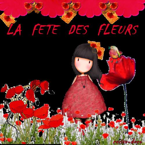 un gif la fête des fleurs
