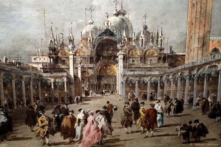 Venise au Grand Palais, Guardi