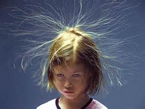 En finir avec les cheveux électriques