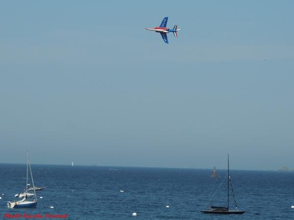 Le meeting aérien de Perros Guirec , de très belles photos de Nicole Prévost
