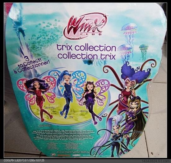 trix dolls Dark Sirenix