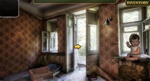 Jouer à Locked abandoned house escape