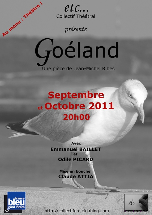Programmation Septembre - Octobre 2011