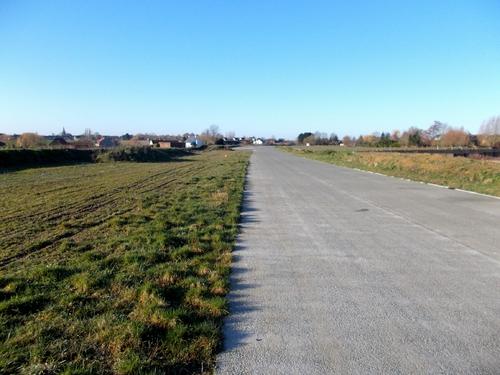 """* Le chantier de la """"Route de la Laine"""" - RN 518"""