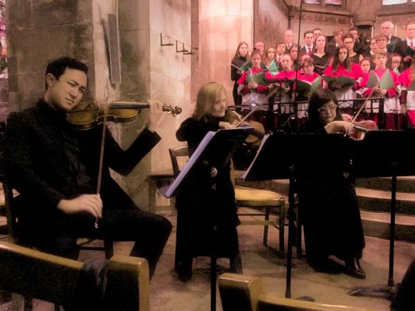 """""""MISATANGO """" un superbe concert a été donné dans l'église Saint-Nicolas"""