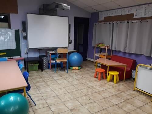 Ma salle de classe