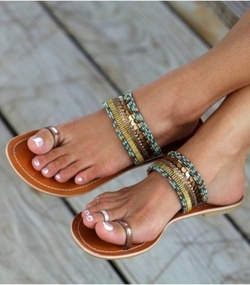 Bijoux pour les pieds