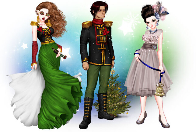 Nouvelles tenues Chez Nine Noël