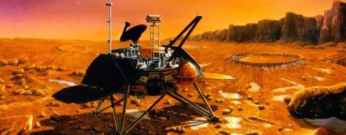 Mars... le cimetière des missions spatiales, semble être frappée par une étrange malédiction