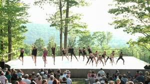 dance ballet jazz music theatre ballet outdoor park