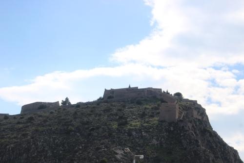 Nauplie (Nafpio) en Argolide