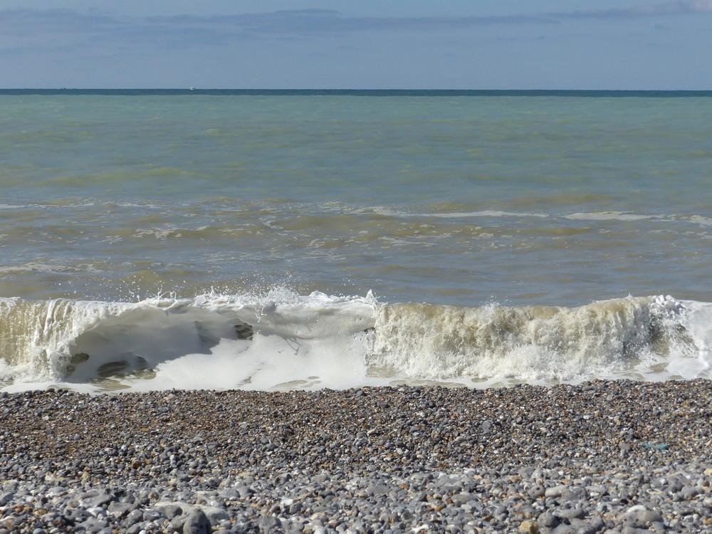Une journée au bord de la mer