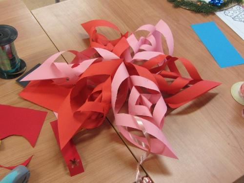 Les Ateliers de Noël 2012 à la MJC Lucie Aubrac...