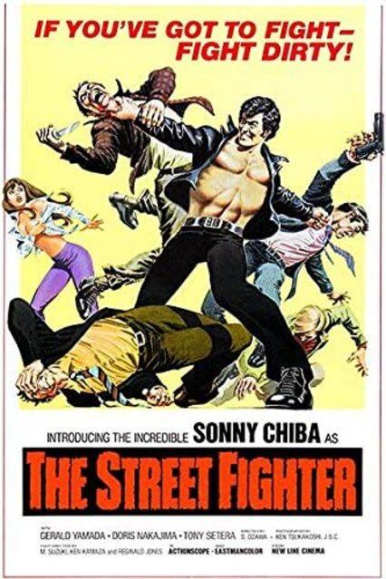 THE STREET FIGHTER (AUTANT EN EMPORTE MON NUNCHAKU) box office usa 1974