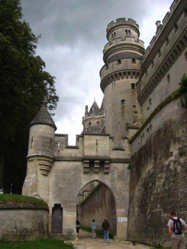 Pierrefonds et son château