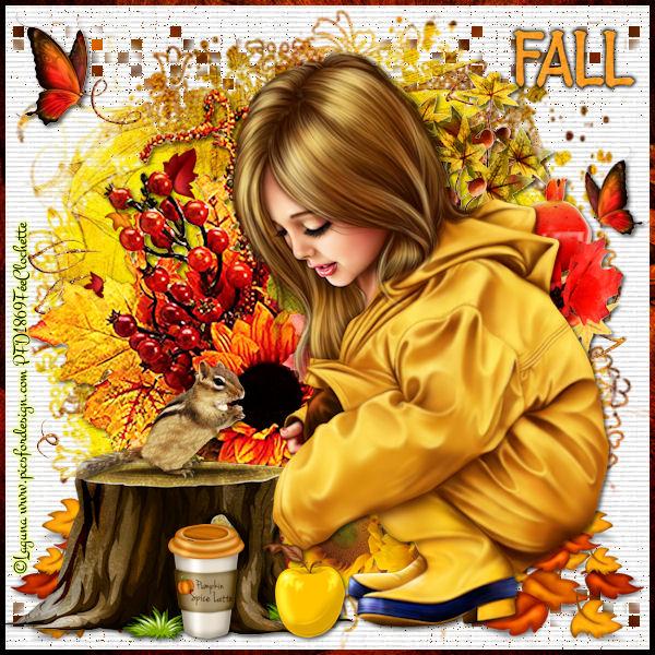 Enfance d'automne