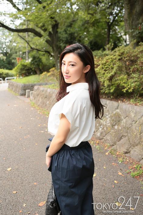 WEB Gravure : ( [TOKYO247 MEMBERS] - | 2017 No.650 | Anna Morikawa/森川アンナ )