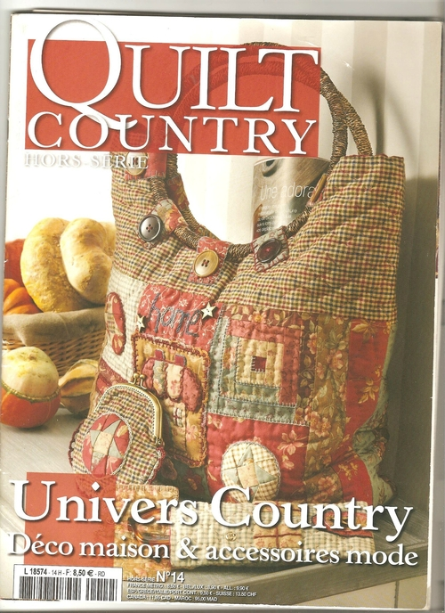 Isa Country Quilt