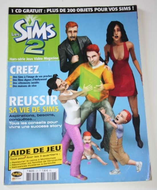 jeux video mag hs sims