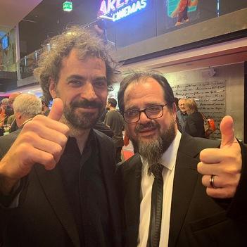 Alvaro Brechner et Jean-Luc Gadreau