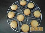 Biscuits sablés à la semoule