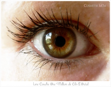 My Best Mascara de l'année : One Million de Cil de L'Oréal