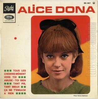 Alice Dona, 1965