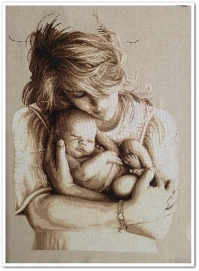 Mère et Enfant - 28