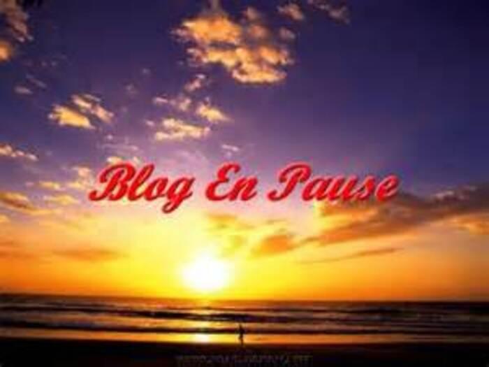 Blog en pause ...