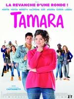 """Tamara : Tamara, 15 ans, complexée par ses rondeurs, décide à son entrée en seconde de se débarrasser de son étiquette de « grosse ». Pour clouer le bec des mauvaises langues, elle fait le pari avec sa meilleure amie de sortir avec le premier garçon qui passera la porte de la classe. Manque de bol, ce garçon s'avère être Diego, le plus beau mec du lycée. Le pari se complique pour Tamara…. Entre les sales coups des garces du lycée, une mère poule, les conseils """"drague"""" de sa petite soeur, Tamara va vivre une année mémorable ! ...-----... Origine : Français  Réalisation : Alexandre Castagnetti  Durée : 1h 40min  Acteur(s) : Héloïse Martin,Sylvie Testud,Cyril Gueï  Genre : Comédie  Date de sortie : 26 octobre 2016  Année de production : 2015  Distributeur : UGC Distribution  Critiques Spectateurs : 4,1"""
