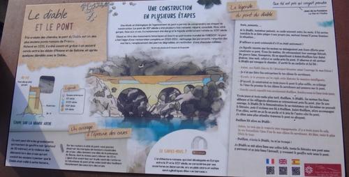en Hérault on laisse ce diable de pont pour les montclames du plateau