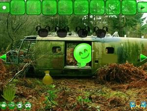 Jouer à Emoji forest escape
